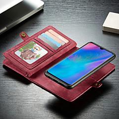 povoljno -slučaj caseme višenamjenska torbica za telefon odvojiva 2 u 1 utor za karticu s poklopcem za karticu s stalkom za huawei p30 / huawei p30 pro / huawei p30 lite