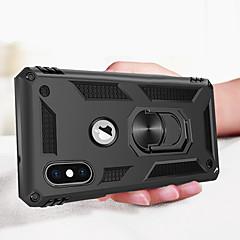 povoljno -luksuzni oklop mekani otporan na udarce slučaj za iphone xs max iphone x iphone x iphone 8 plus iphone 8 iphone 7 plus iphone 7 iphone 6 plus iphone 6 silikonski automobil nosač prsten slučaju \ t