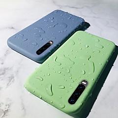 povoljno -Θήκη Za Huawei Huawei P20 / Huawei P20 Pro / Huawei P20 lite Otporno na trešnju Stražnja maska Jednobojni Mekano TPU / Silikon / Pamučne tkanine