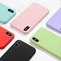 رخيصةأون -حالة السيليكون الأصلي الفاخرة الفاخرة لفون 7 8 زائد لحالة أبل لفون xs xs ماكس xr iphone 11 الموالية ماكس حالة الغطاء