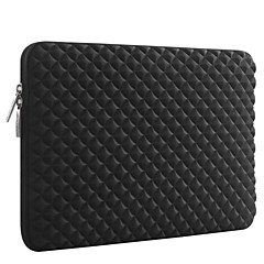cheap -11.6 Inch Laptop / 12 Inch Laptop / 13.3 Inch Laptop Sleeve Canvas Solid Color Unisex Water Proof Shock Proof
