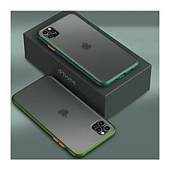 voordelige -appel van toepassing op 11 mobiele telefoon shell hit kleur dun 11pro all-inclusive onbreekbaar beschermhoes 11pro max mat transparant xs max nieuw creatief xr tij merk netto rood siliconen 6/7 / 8p