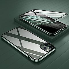ieftine -Maska Pentru Apple iPhone 11 / iPhone 11 Pro / iPhone 11 Pro Max Anti Șoc / Transparent Carcasă Telefon Transparent Sticlă Temperată
