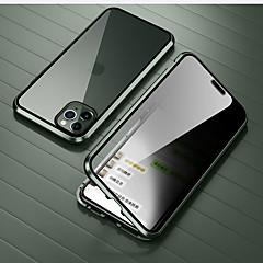 voordelige -hoesje Voor Apple iPhone 11 / iPhone 11 Pro / iPhone 11 Pro Max Schokbestendig / Transparant Volledig hoesje Transparant Gehard glas