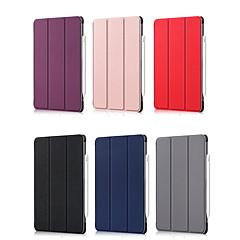 povoljno -Θήκη Za Apple iPad 4/3/2 / iPad Mini 4 / iPad Pro 11'' Origami Korice Jednobojni PU koža