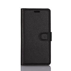 povoljno -Θήκη Za Samsung Galaxy S9 / S9 Plus / S7 Active Novčanik / Utor za kartice / Zaokret Korice Jednobojni PU koža / TPU