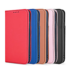 ieftine -carcasa pentru apple iphone 6 6s 7 8 6plus 6splus 7plus 8plus x xr xs xsmax se (2020) iphone 11 11pro 11promax iphone 12 suport pentru carduri magnetice rezistente la șocuri cutii cu corp complet
