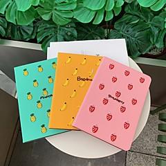 ieftine -carcasa pentru apple ipad pro 11 ipad pro 11 inci 2020 cu suport flip full body case PU piele tpu protectie suport model drăguț minunat fructe ananas banana textile căpșuni