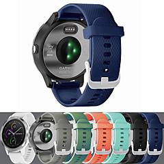 Недорогие -силиконовый ремешок 20мм для jiaming vivoactive 3 samsung galaxy watch42мм