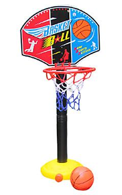 ieftine -Jucarii de baschet Racquet Sport Jucării Cos de baschet Set baschet baschet Portabil Ajustabil Interior Plastice Plastic Baieti si fete