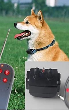 رخيصةأون -تدريب الكلاب النباح الياقة ياقات تدريب الكلاب التدريب كلب مكافحة النباح التحكم عن بعد / كهربائيإلكتروني نايلون للحيوانات الأليفة / الأمان