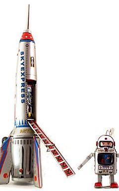 رخيصةأون -القصدير skyexpress الصواريخ ورائد الفضاء الرياح حتى اللعب لجمع