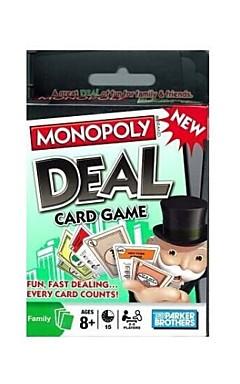 ieftine -Jocuri de masă Jocuri Monopoly Hârtie Profesional Pentru copii Adulți Băieți Fete Jucarii Cadouri