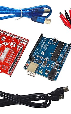 cheap -Funduino Makey Touch Key  Kit USB SHIELD Analog Touch Keyboard for Arduino