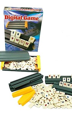 cheap -The Original Voyager Exciting Classic Rummikub Board Digital Game for Everyone