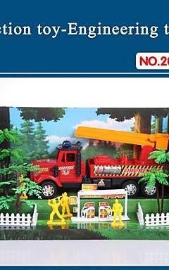 رخيصةأون -هايت نوعية سيارة لعبة أطفال لشاحنة الاحتكاك مع مجموعة أدوات موضوع مكافحة الحرائق 20142-8