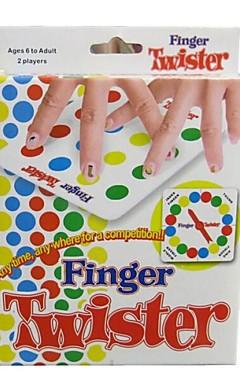 ieftine -Joc Twister Hârtie Profesional Pentru copii Adulți Băieți Fete Jucarii Cadouri