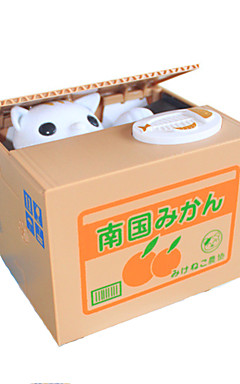 رخيصةأون -مصرف خنزيري لعبة الجدة ألعاب ألعاب مربع بلاستيك جمل للأطفال