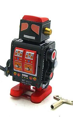 رخيصةأون -ألعاب تربوية لعبة الريح مربع محارب إنسان آلي معدن