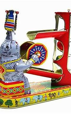 رخيصةأون -كرات / لعبة الريح حداثة / مواد تأثيث فيل المعدنية / الحديد قديم 1 pcs قطع هدية