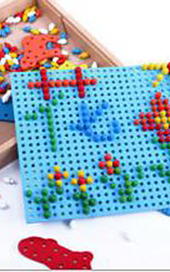 رخيصةأون -LT.Squishies مخفف الضغط ألعاب تربوية حداثة خشب 1 pcs قطع للصبيان للفتيات ألعاب هدية