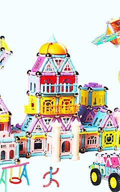 hesapli -Legolar Oyuncaklar Mimari Manyetik Belirlenmemiş Parçalar