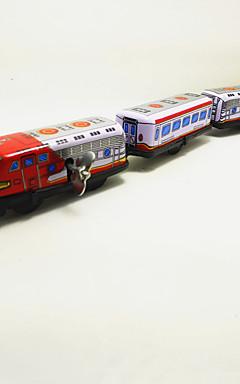 رخيصةأون -لعبة سيارات لعبة الريح Train المعدنية الحديد 1 pcs قطع للأطفال للبالغين للصبيان للفتيات ألعاب هدية
