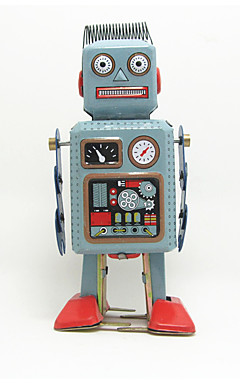 رخيصةأون -إنسان آلي / لعبة الريح آلة / إنسان آلي المعدنية / الحديد أنيمي 1 pcs قطع للأطفال هدية