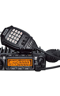 رخيصةأون -TYT TH-9000D محمول بالسيارة انذار في حالات الطوارئ / مؤقت انتهاء الوقت / TONE / DTMF >10KM >10KM 60 W اسلكية تخاطب راديو إرسال واستقبال