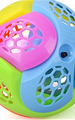 ieftine -Mingi Jucării fotbal Fotbal Sunete Plastic moale Pentru copii Unisex Jucarii Cadou