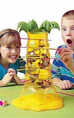 ieftine -Jocuri de masă Maimuțuirea Plastice Maimuţă Jocurile părinte-copil Dump Monkey Făcând maimuțele Profesional Jumping Petrecere Interacțiunea familială Pentru copii Adulți Băieți Fete Jucarii Cadouri