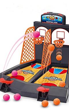 ieftine -Jocuri de masă Joc Basketball Mini Deget Desktop Cos de baschet Set baschet baschet Portabil Profesional Focus Toy Ameliorează ADD, ADHD, anxietate, autism Ajustabil Distracție Temă Clasică Interior