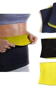 povoljno -Shaper tijela Trimmer za trbušni trening Sauna pojas Neopren Rastezljiva No Zipper Slimming Gubitak težine Tummy Fat Burner Yoga Sposobnost Trening u teretani Za Struk Trbuh