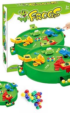 ieftine -1 pcs Jocuri de masă Broasca foame Broască Profesional Interacțiunea părinte-copil Amuzant Pentru copii Copilului Adulți Băieți Fete Jucarii Cadouri