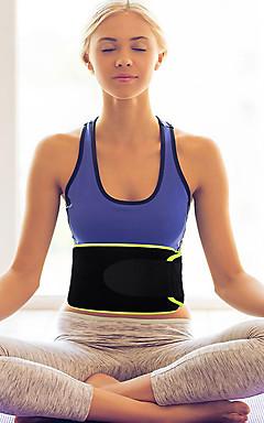 povoljno -Trimmer za trbušni trening Sauna pojas Neopren Prilagodljiv Rastezljiva Gubitak težine Tummy Fat Burner Kalorija Yoga Sposobnost Vježbati Za Struk Sport na otvorenom