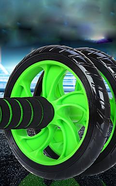 "povoljno -5.91 ""(Approx.15cm) Ab kotačić kotača S 1 Stalak Udobnost, Bez klizavih, Stabilnost istezanje, Poboljšanje povratnih zavoja PVC (Polyvinylchlorid), PP + ABS Za Fitness / Trening u teretani / Vježbati"