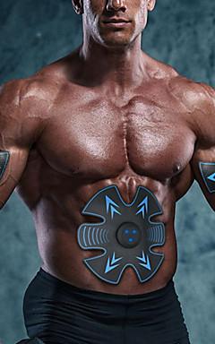 povoljno -Abs stimulator EMS Abs Trainer Može se puniti Elektronički Trening snage Tonificator Muscular Toniranje mišića Tummy Fat Burner Sposobnost Vježbati Bodybuilding Za Noga Trbuh Sport na otvorenom Dom