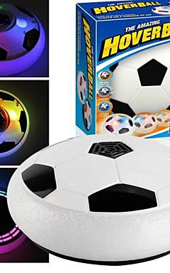 ieftine -Hover Soccer Ball Balon de fotbal LED Hover Jucării fotbal Sporturi Fotbal Minge Lumină LED Interacțiunea părinte-copil Pentru copii Jucarii Cadou