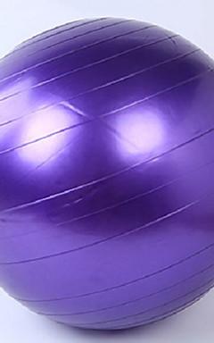povoljno -95cm Lopta za vježbu / lopta za jogu Profesionalna, Sa zaštitom od eksplozije PVC podrška 500 kg S Pumpa za stopalo Fizikalna terapija, Trening ravnoteže, Stabilnost Za Yoga / Sposobnost / Gimnastika