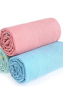 povoljno -Pokrivač za jogu Nježno Protiv klizanja Stroj za pranje Silikon 100% standardni hrana mekana silikonska najfiniji vlakana za Yoga 18363 cm Watermelon Zelen