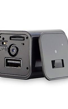 povoljno -pel_055j mini hd 1080p ožičeni / bežični Wi-Fi utikač čitač kartica kartica 1 mp 3.6 mm glavni objektiv ip kamera unutarnji daljinski pristup ip65 vodootporan punjač za telefon