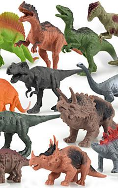 رخيصةأون -العمل الديناصورات 12 حزمة نموذج دعوى لعبة الأرقام