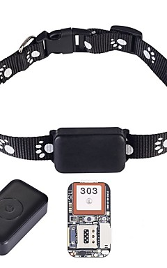 povoljno -Trening pasa GPS Ovratnik Pet Friendly Mačka Pas Psi Mačke Trenažer GPS Smart Anti-Lost plastika Za kućne ljubimce / Sigurnost