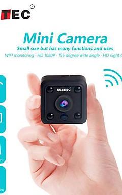 povoljno -inqmega mini wifi kamera 2 mp hd 1080p cmos ip kamera bežični mali zatvoreni cctv infracrveni noćni vid daljinski pristup detekcija pokreta detekcija kućna sigurnosna kamera sd utor audio audio aplika