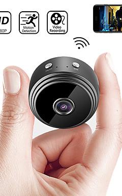 povoljno -najnoviji a9 wifi 1080p full hd noćno viđenje bežična ip kamera mini kamera dv wifi mikro mala kamera kamera videorekorder vanjski dom sigurnosni nadzor daljinski monitor telefon os android app