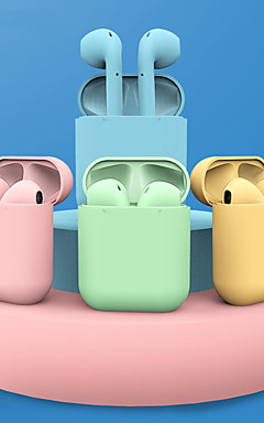 povoljno -litbest inpods12 macaron tws istinska bežična slušalica bežična slušalica bluetooth 5.0 stereo