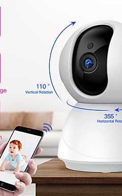 povoljno -sdeter hd 1080p ptz bežična sigurnosna kamera wifi pan tilt oblak pohrana dvosmjerni audio ip kamera cctv kamera nadzor noćni vid bebi monitor kućni ljubimac kamera p2p kamera