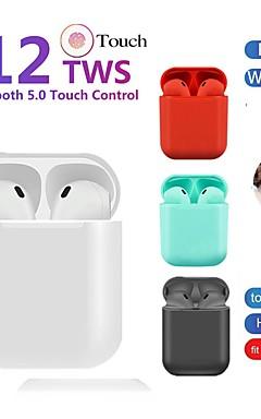povoljno -LITBest LX-12 TWS True Bežične slušalice Bez žice Bluetooth 5.0 S mikrofonom S kutijom za punjenje Kontrola glasa Hej Siri EARBUD