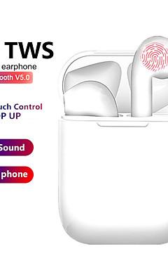 povoljno -tws bežične slušalice i12 touch control bluetooth 5.0 3d super bas bas slušalice za iphone xiaomi huawei samsung pametni telefon