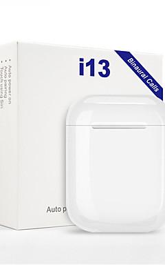 povoljno -LITBest i13 TWS True Bežične slušalice Bez žice Sport i fitness Bluetooth 5.0 Stereo Dvostruki upravljački programi S mikrofonom